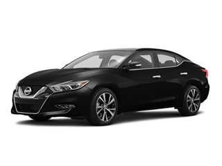 2017 Nissan Maxima Sedan Super Black